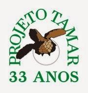 Logo Projeto Tamar