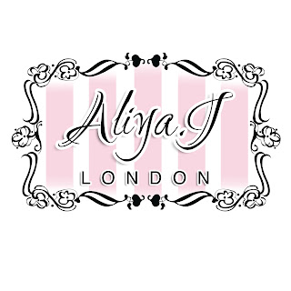 A photo of the Aliya.J London logo
