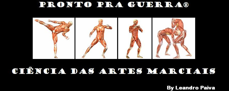 Pronto Pra Guerra - Preparação Física Jiu-Jitsu MMA Lutas Judô UFC Boxe Lutadores Capoeira Karatê