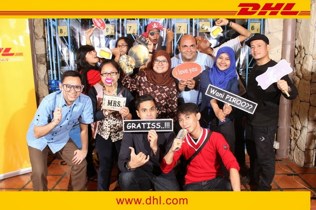 Souvenir Photo Botoh Gathering DHL di Kaliurang Sleman Jogja