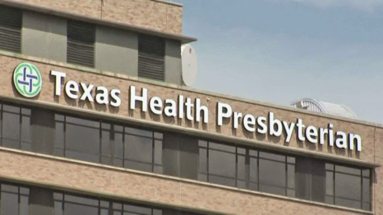 Second health care worker tests positive for Ebola at Dallas hospital