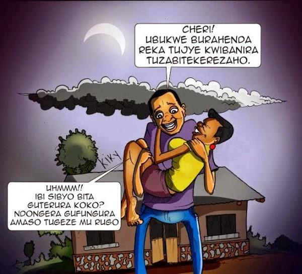 Guhenda k'ubukwe biratiza umurindi guterurwa kw'abakobwa