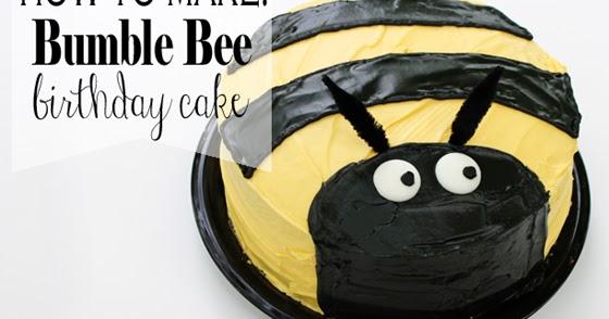 bee theme birthday cakes choice image