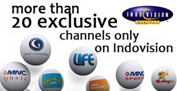 Cara Menambah atau Mengganti Paket Indovision