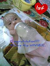 Pemenang Bayi Comel