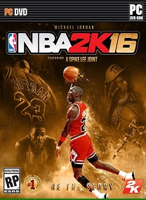 NBA 2K 2016-CODEX Terbaru Full Version cover