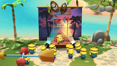 Cheat Terbaru Game Minions Paradise yang Sangat Ampuh