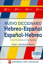 67 Nuevo Diccionario Hebreo-Español Zack Anat y Abraham Shani