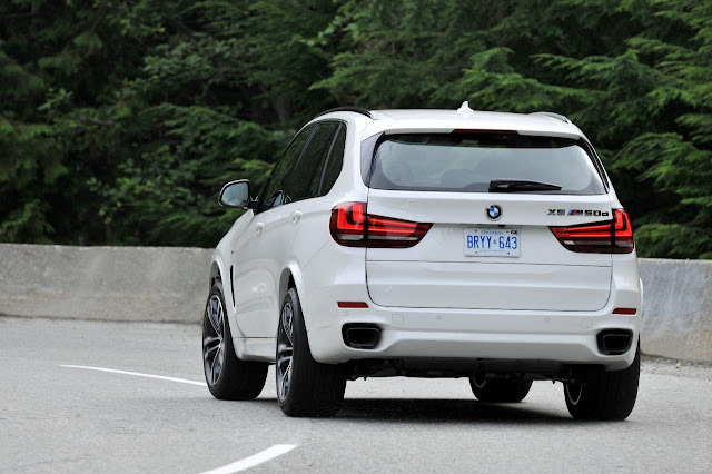 BMW X5 M50d 2014 года
