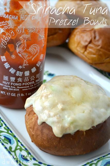 http://www.lemontreedwelling.com/2013/03/sriracha-tuna-pretzel-bowls.html