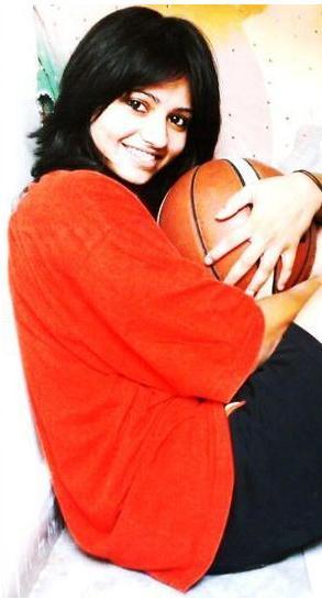 Akanksha Singh Top Basketball PlayerAkanksha Singh Basketball
