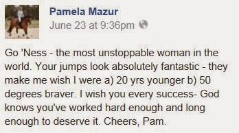 Thanks Pam!