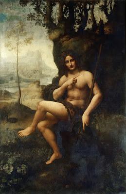 Bacchus - Leonardo Da Vinci