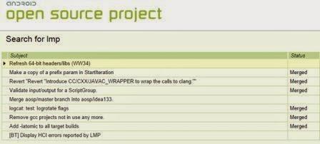 Android L memiliki nama resmi LMP, Lemon Meringue Pie