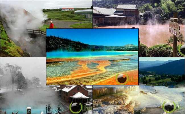 7 Mata Air yang Memiliki Suhu Tertinggi di Dunia