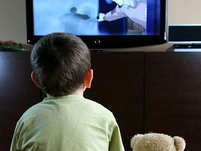 Tips Menonton Sehat Untuk Anak Kecil