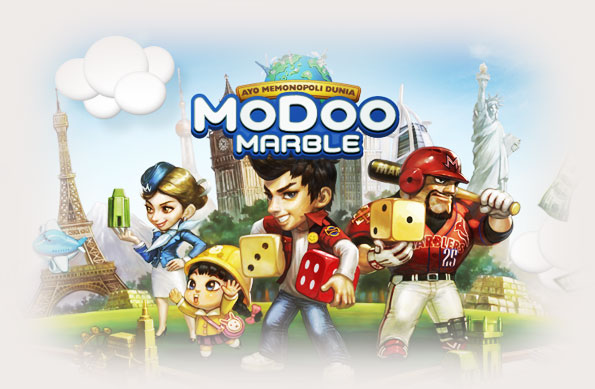 Games Modoo Marble Indonesia