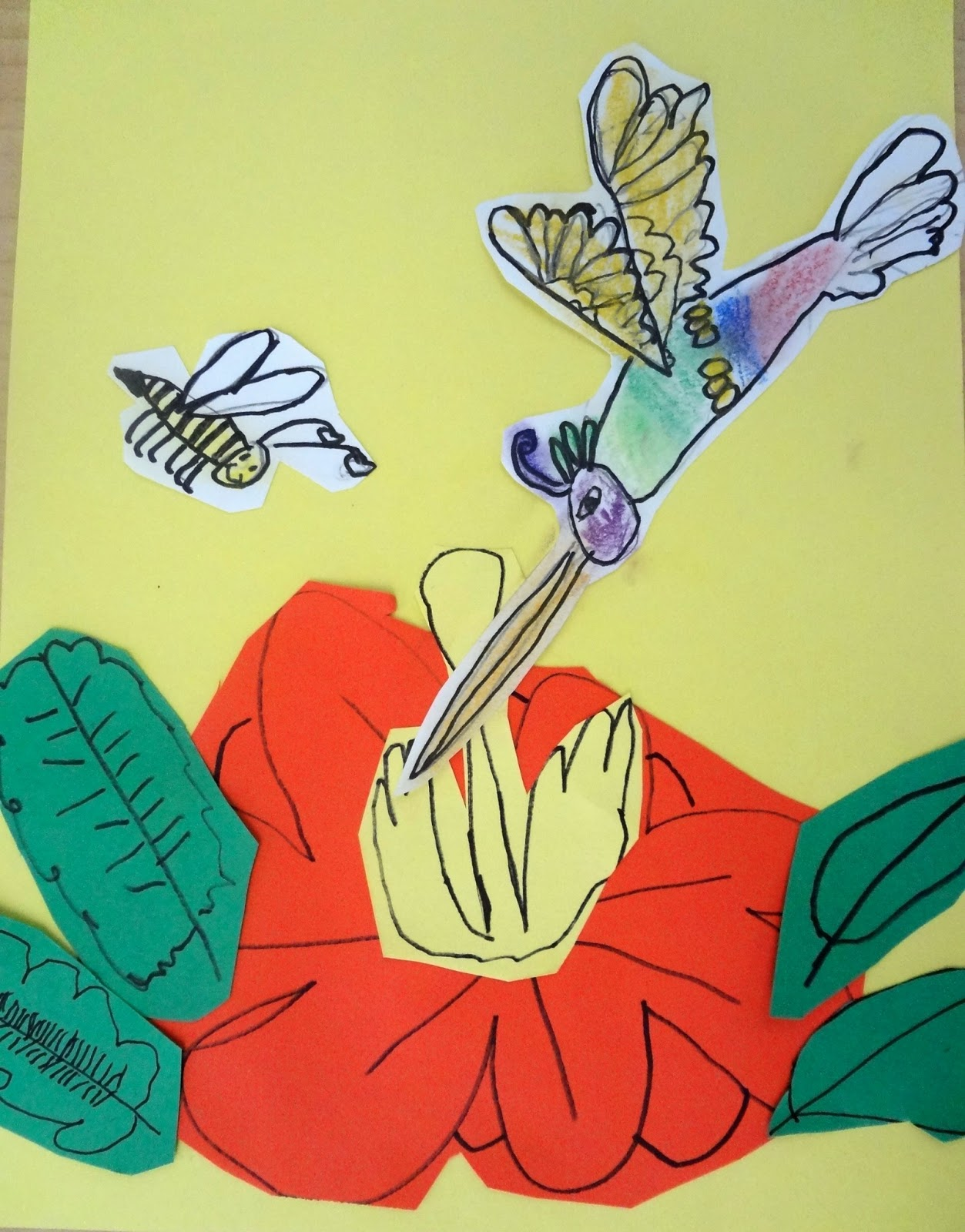 The Talking Walls: Art + Science Integrated: Pollination and Parts ...