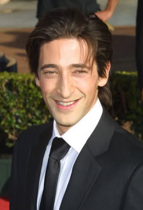 Beyond Fashion and Trends - The Elements of Style: Adrien Brody hairstyles