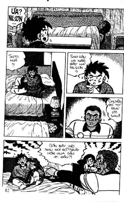 Jindodinho - Đường Dẫn Đến Khung Thành III Tập 26 page 82 Congtruyen24h