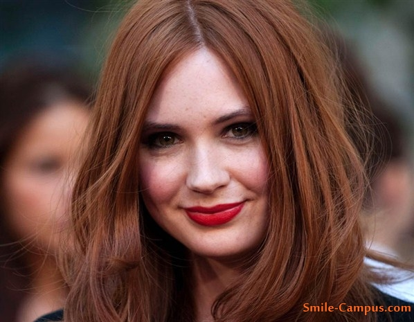 Red Hair Celebs Girls
