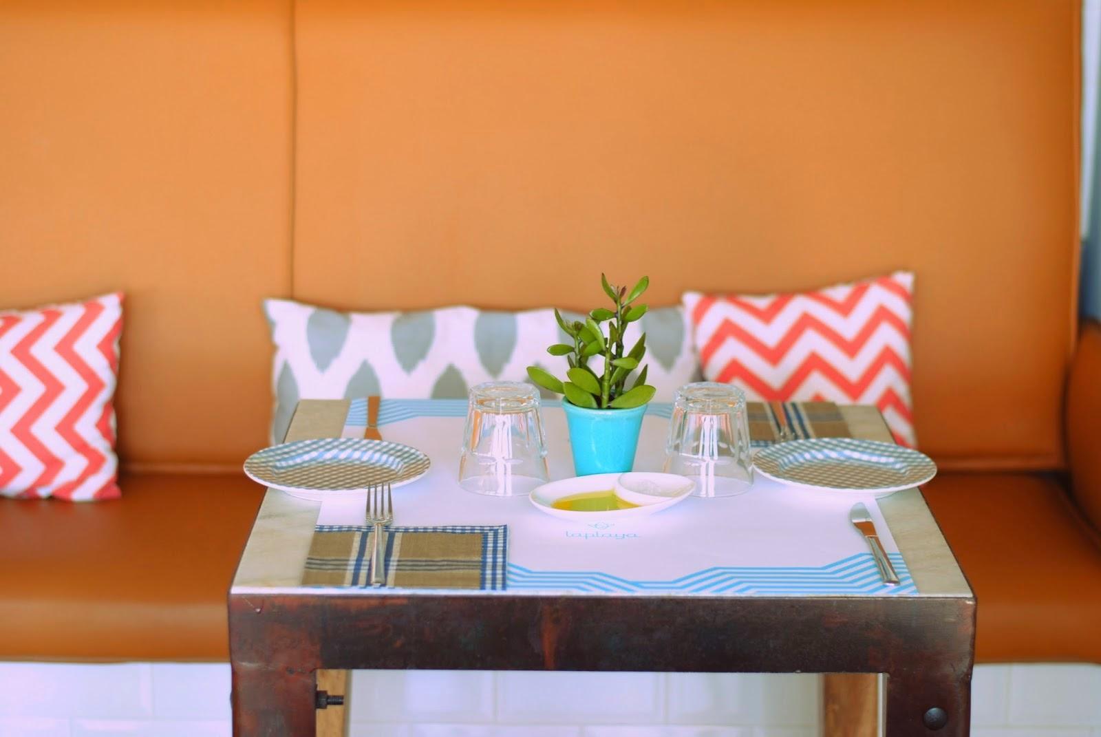 Desestr sate restaurante terraza la playa en luanco - Proyectos decoracion online ...