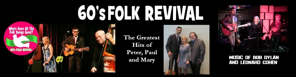 60's FOLK REVIVAL