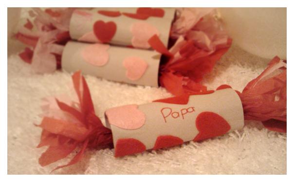 Le plaisir d 39 offrir maman bricolage - Bricolage st valentin ...