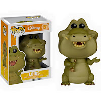 Funko Pop! Louis the Alligator
