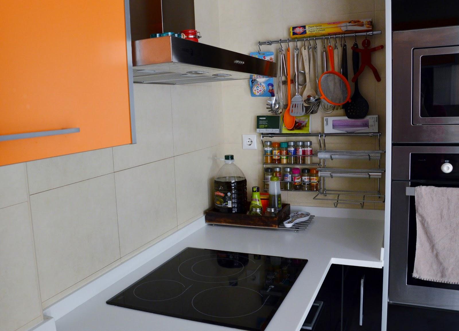 I d e a la cocina del a o nuestra ocina - Colgar muebles de cocina ...