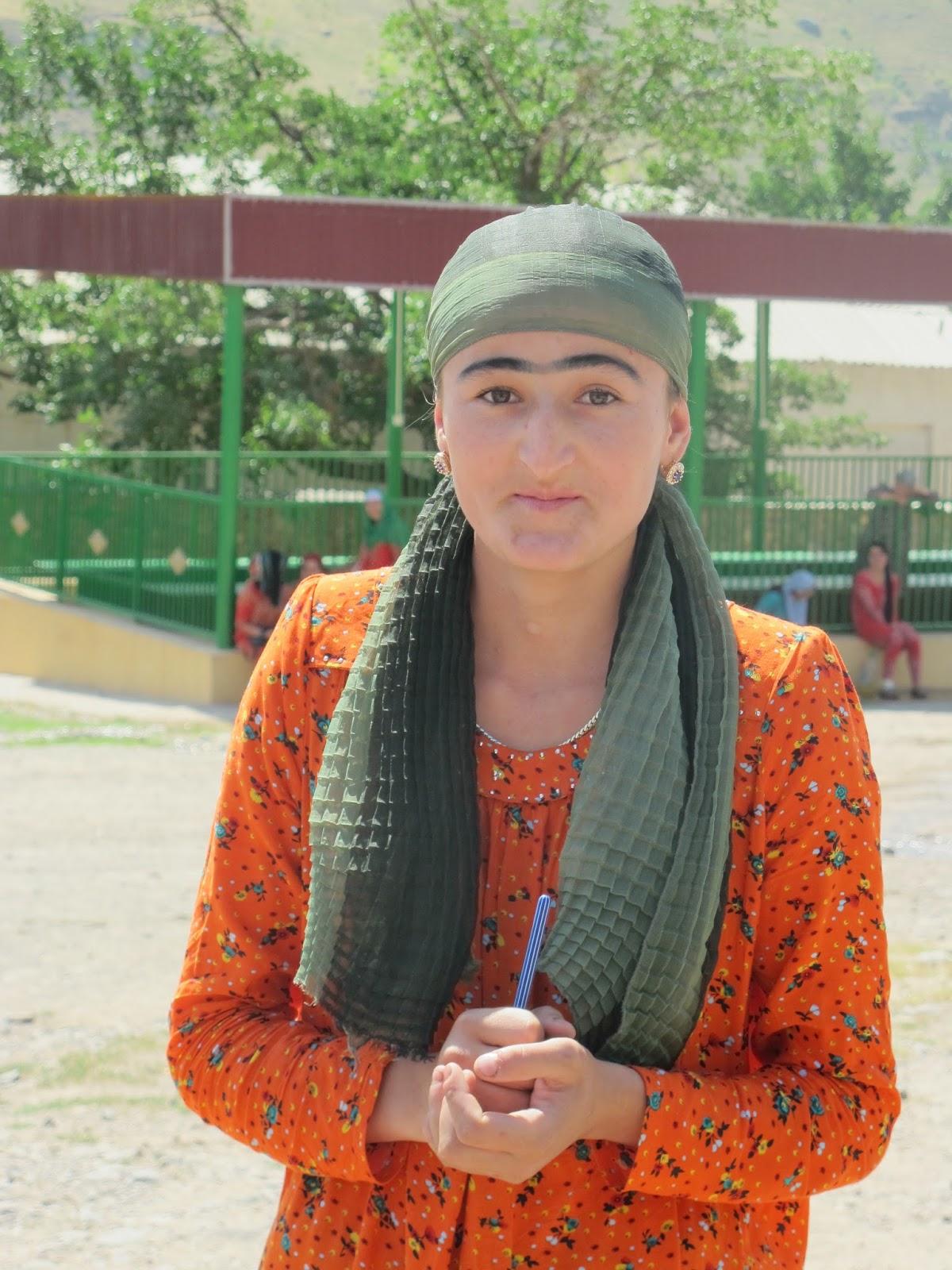 Таджички знакомства красивые девушки