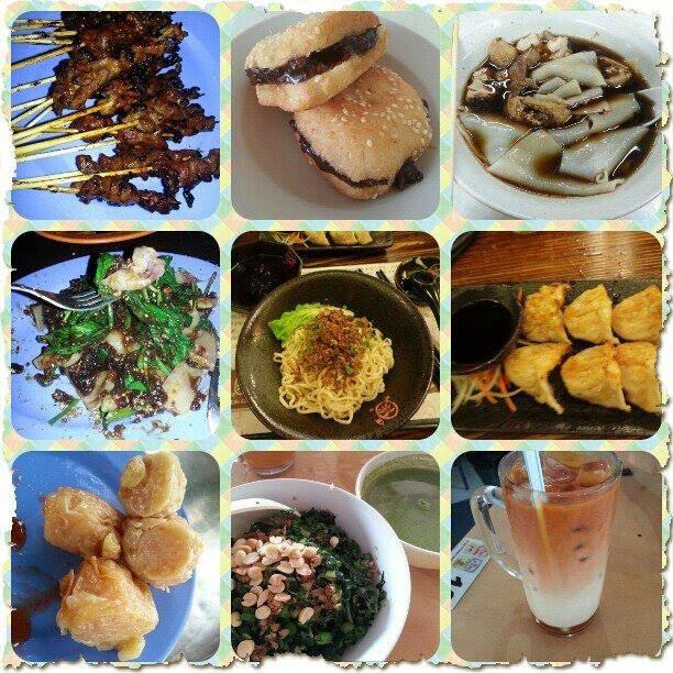 ♥ Kuching Food