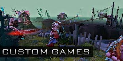 Inilah Fitur-fitur Custom Game dari DOTA 2 Reborn Terbaru
