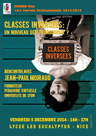 "VENDREDI 5 DEC. 2014, JOURNEE PRO ""CLASSES INVERSEES"" A NICE !"