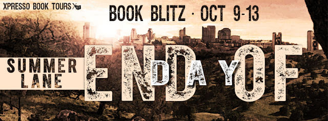 Book Blitz: End of Day by Summer Lane