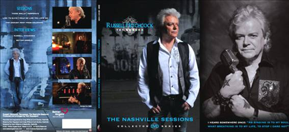 "Lançamento: DVD ""The Nashville Sessions"" (Russell Hitchcock)"