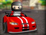 Süper Go Kart 3d