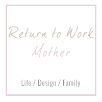 Return to Work Mother