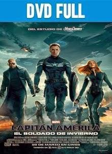 Capitán América y el Soldado de Invierno DVD Full latino 2014
