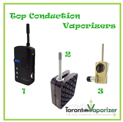 Top 3 Conduction Vaporizers