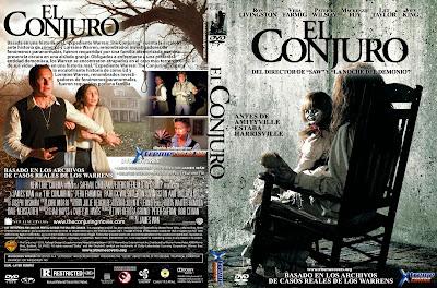 El Conjuro [2013][Dvdrip][Latino][1 link][Freakshare][Putlocker]