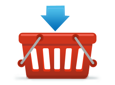 Pixel-perfect Shopping icon for designer and developer.