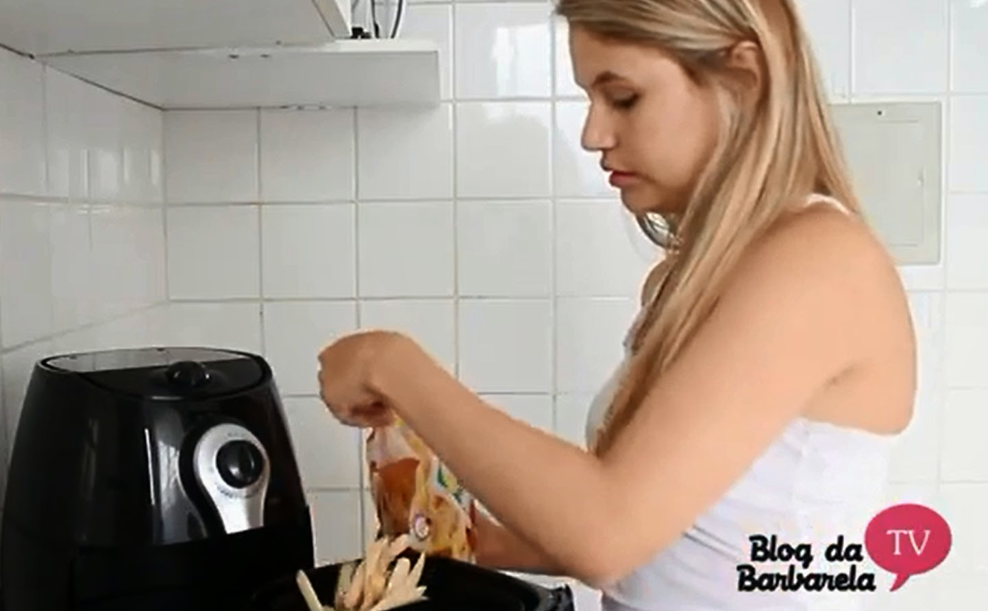 Air Fryer fritadeira sem óleo