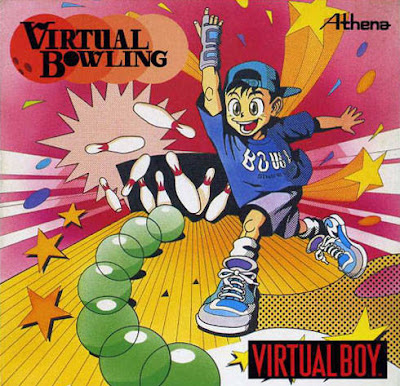 Virtual Bowling Virtual Boy