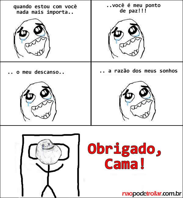 cama, troll, nonsense, forever alone, fap