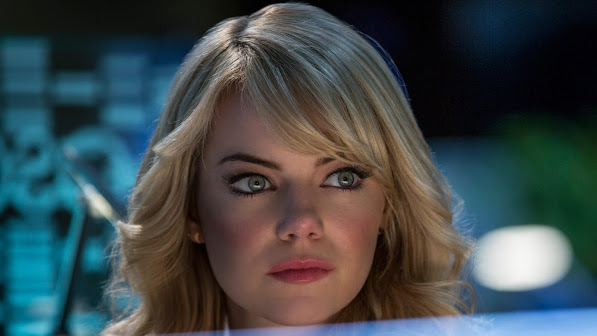 Gwen Stacy Emma Stone 1o