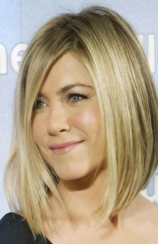 Gaya Rambut untuk Rambut Sebahu Paling Cocok