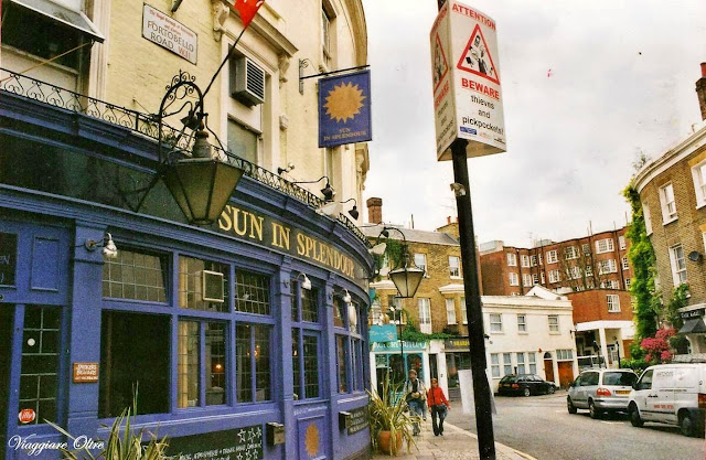 Portobello Road - Notting Hill