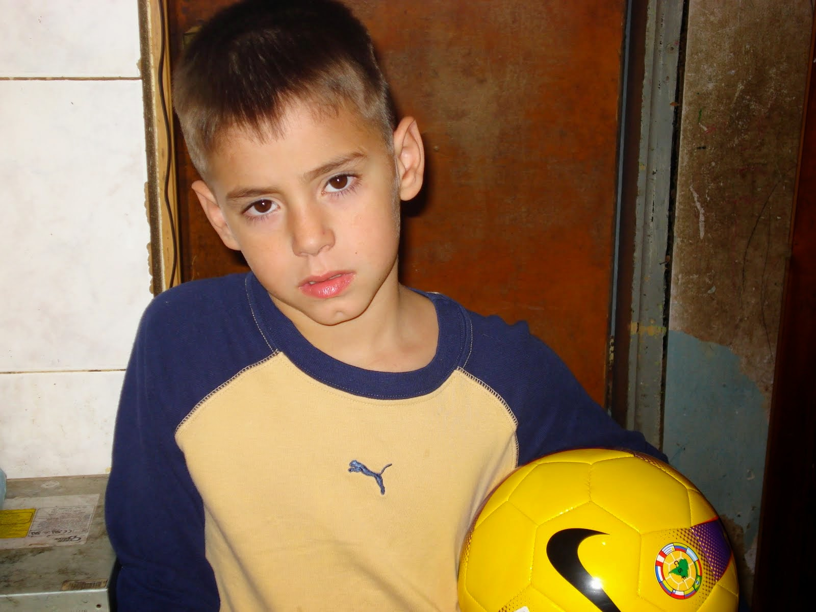 Un gran futbolista