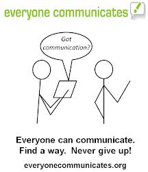 Everyone Communicates - Got Communication    t-shirt, tote bag graphic